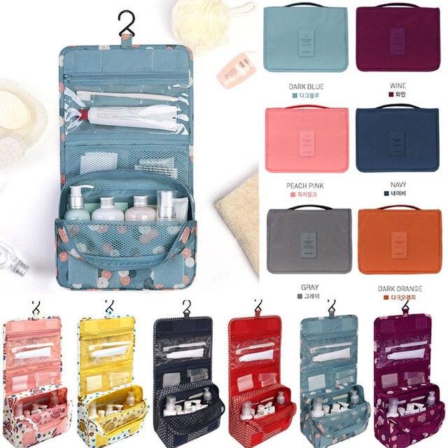 Przydatne kosmetyczki do mycia kosmetyki torby podróż podróż służbowa torba do przechowywania akcesoriów wodoodporna łazienka skorzystaj z wiszące etui
