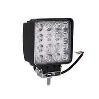 48W 12V 24V Waterproof Engineering Work Light Bar Car Roof Headlight Spotlight Off road ATV Modification LED Lamp