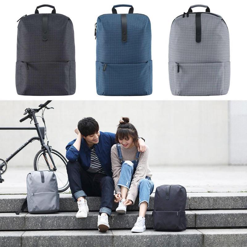 Xiaomi Mi 20L Leisure 2019 Backpack Waterproof Travel Rucksack 15.6in Laptop BagXiaomi Mi 20L Leisure 2019 Backpack Waterproof Travel Rucksack 15.6in Laptop Bag