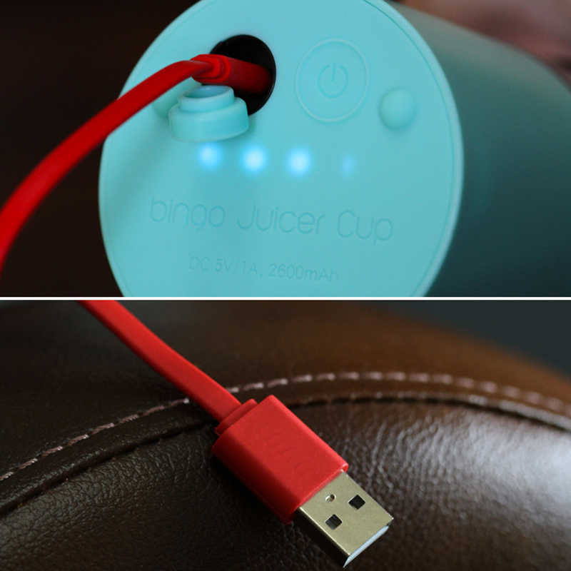 500 мл портативная соковыжималка чашка USB перезаряжаемая электрическая автоматическая бинго овощи фрукты инструменты для соков чайник чаша для блендера миксер