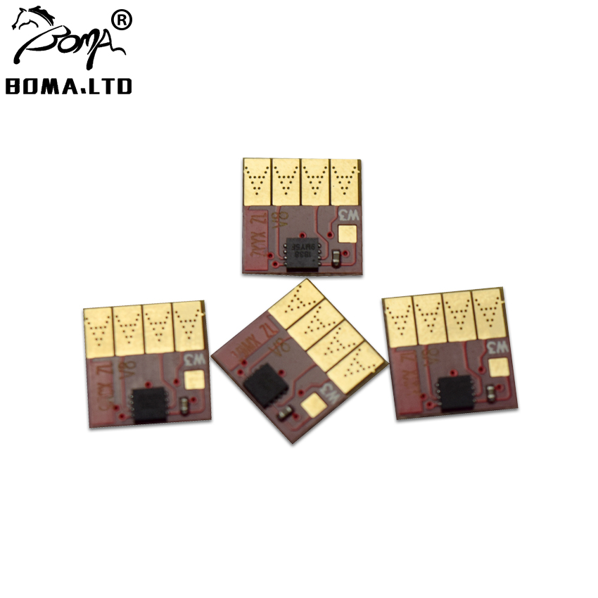 BOMA.LTD 178 364 564 862 655 920 Auto Reset ARC Chip For HP 3525 5525 4615 4625 4525 6520 6525 3070A B611A B611B B611C Printer image