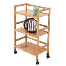 Y Estantes Mensola Rack Articulos Cocina Utensilio De Cozinha Scaffale Kitchen Storage Organizer With Wheels Prateleira Shelf