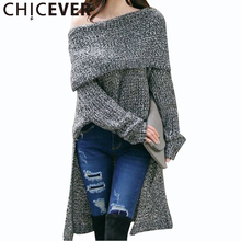 Для свитер Chicever Вязание