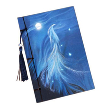 Винтажный блокнот с кисточкой Винтажный стиль блокнот Дневники Блокнот с кисточкой#14