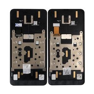 "Image 4 - Orijinal M & Sen 6.39 ""Xiaomi Mi Mix3 MiMix 3 MI MIX 3 süper AMOLED LCD ekran çerçeve ile çerçeve + dokunmatik Panel ekran Digitizer"