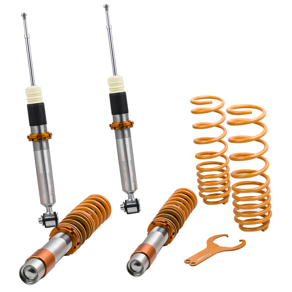 Entretoises de Suspension Coilover pour BMW série 5 520i 523i 528i 530i 525TD 530D E39 entretoises à ressort amortisseur