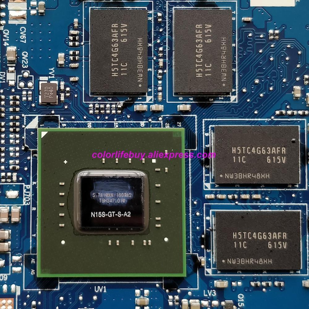מפתחות ושלטים 5B20G45504 Genuine w i7-4510U מעבד ACLUA / ACLUB NM-A273 w Mainboard Motherboard נייד 840 m / 2G עבור מחשב נייד Lenovo Z50-70 (5)