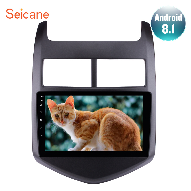 Seicane Android 8 1 8 Core 9 Car GPS Multimedia Player For 2010 2011 2012 2013