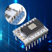 SD6128 Stepper Motor Driver 128 High Subdivision Motor Module(Blue) Made with 4 Layer RoHS PCB(China)