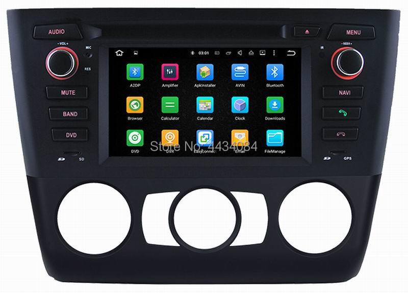 Ouchuangbo auto radio unité de tête stéréo android 9.0 système pour BMW 1 série E81 E82 E87 E88 manuel avec 8 cœurs usb swc 4 + 32