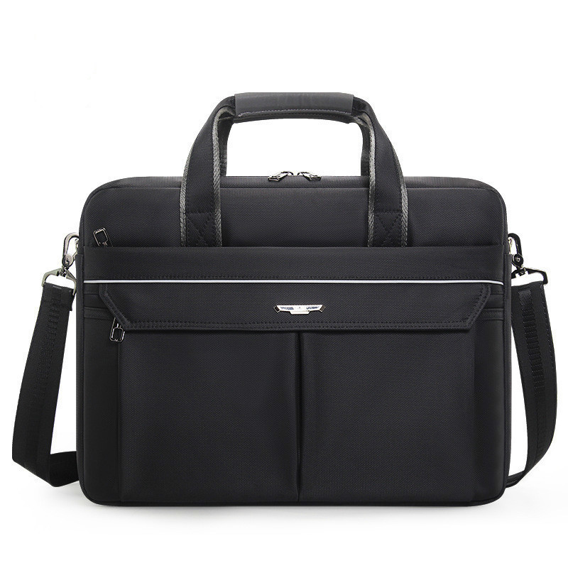 Black Business Women Briefcases Men's Travel Bag For Woman Bag Messenger Work Bags Office Briefcase Files Bolso Bandolera Hombre