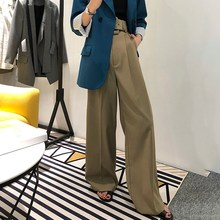 91222167634d Buy korean khaki pants and get free shipping on AliExpress.com