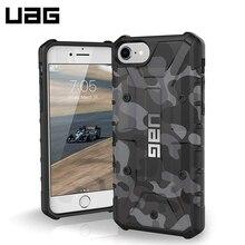 Защитный чехол UAG Pathfinder для iPhone 8/7 цвет Черный камуфляж/IPH8/7-A-BC/32