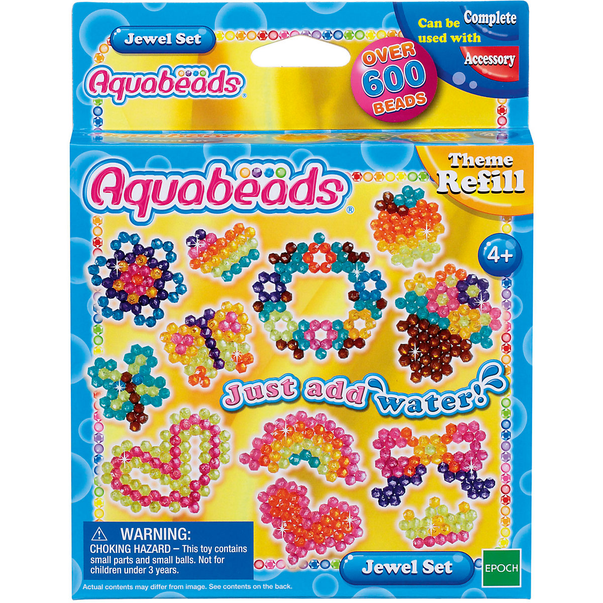 Aquabeads Beads Toys 7240120 Creativity Needlework For Children Set Kids Toy Hobbis Arts Crafts DIY