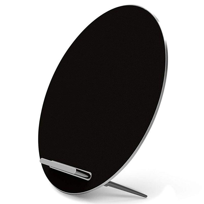 Bluetooth Stereo Speaker Met Snel Opladen Draadloze Oplader W8, Qi Standaard Voor Samsung Galaxy S8 S8 + S7 S7 Rand S6 Rand Plus