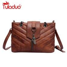 Brand Luxury Handbags Women Bags Designer Ladies Hand Bags High Quality Plaid Casual Tote Bags Chain Women Messenger Bags Sac