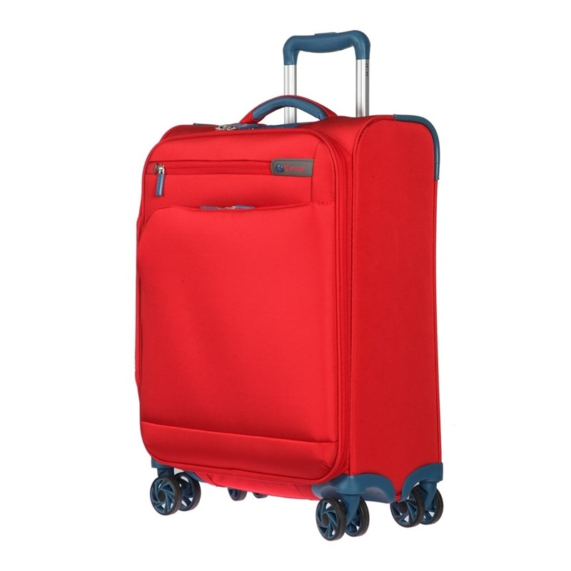 Suitcase-trolley Verage GM17016W20 San red