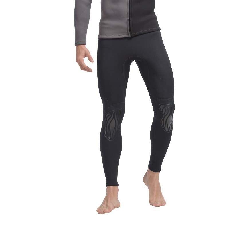 Extra Large taille 4XL 3 MM néoprène pantalon professionnel hommes combinaison garder au chaud combinaison plongée sous-marine surf 2019 nouveauté