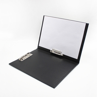 A4 Professional Office Business Classical File Hardware Folder Portfolio Executive With Clip Board Document Organizer Padfolio