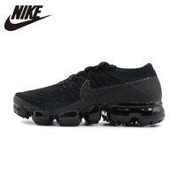 Nike официальный AIR VAPORMAX FLYKNIT кроссовки подушка из вентилируемой ткани спортивные кроссовки 849557 011