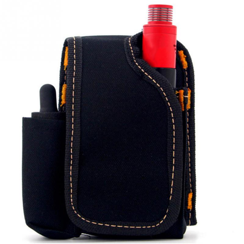 New Electronic Cigarettes E Pocket E Cigarette Cig Case Double Deck Steam Vape Bag Mod Case Waist Bag #20