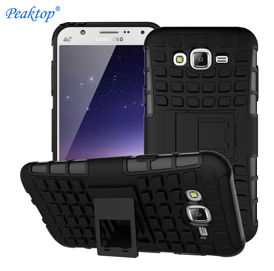 For Samsung Galaxy J7 Neo Nxt J 7 Core SM-J700F SM-J701F SM-J701F/DS SM-J701MT Case Hybrid Silicone Armor Hard PC Plastic Cover