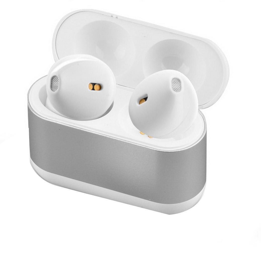 Wireless Bluetooth Earphone Mini In-Ear Earbuds Headset IPX4 Waterproof Earphone Built-in Microphone