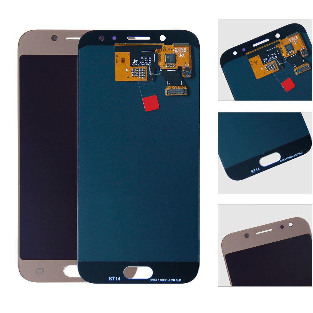 Assemblage de capteur d'écran tactile adapté pour Samsung Galaxy J5 2017 J530 J530F LCD affichage écran tactile numériseur outils 5.2 pouces