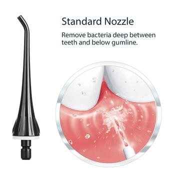 Насадки D962-Oral для ирригатора полости рта Mornwell D50BS, 2шт. 2
