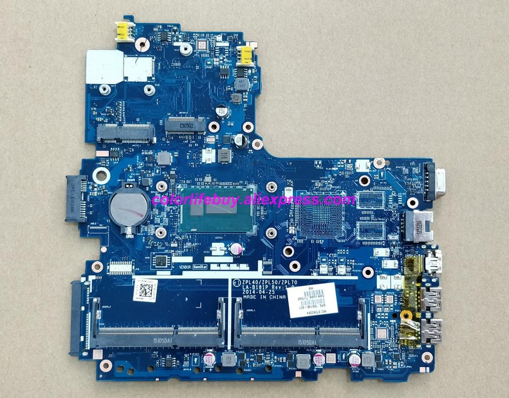 Genuine 768148 601 768148 001 768148 501 UMA w i7 4510U CPU LA B181P Laptop Motherboard for HP Probook 450 G2 NoteBook PC in Laptop Motherboard from Computer Office