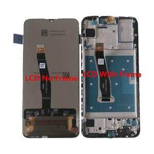 "Image 3 - Original M&Sen 6.21"" For Huawei P Smart 2019 LCD Display Screen+Touch Panel Digitizer For POT LX1/POT LX1AF/POT LX2J With Frame"