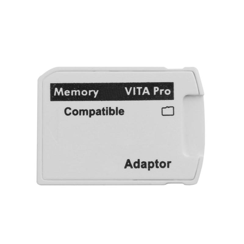 V5.0 SD2Vita For PS Vita Memory Convertor SD2VITA PRO Micro SD Card Adapter For Sony PS Vita Henkaku Game 1000/2000 Accessories