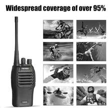 For TIENGU TG600S Professional Radio Mini Walkie - Talkie Civilian Walkie - Talkie CTCSS With Built-in Microphone(China)