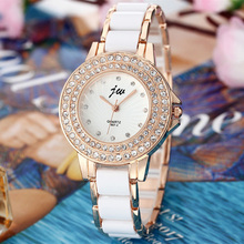 Luxury Casual Womens Watch China Chic Diamond Dail Bracelet Top Brand Polygon Gift Clock