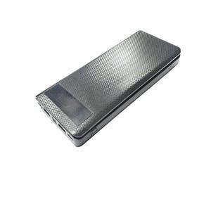 Image 3 - Batterie externe bricolage 2a boîtier 8*18650 chargeur portatif batterie boîte avec éclairage chargeur Mobile bricolage coque pour iphone6 Plus S6 xiaomi