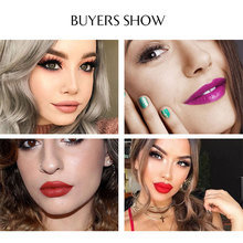 2019 New Prom Lipstick Moisturizing does not fade Matte Lip stick glaze Makeup beauty