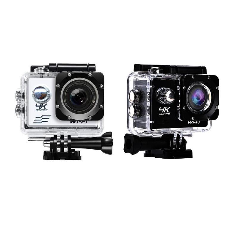 Sport & Action-videokameras Sport & Action-videokamera At-q1 Full Hd 4 K Action Kamera 30fps 1080 P Wifi 2,0 Zoll Mini Sport Dv 30 M Wasserdichte Video Aufnahme Cam Usb 2.0 QualitäT Zuerst