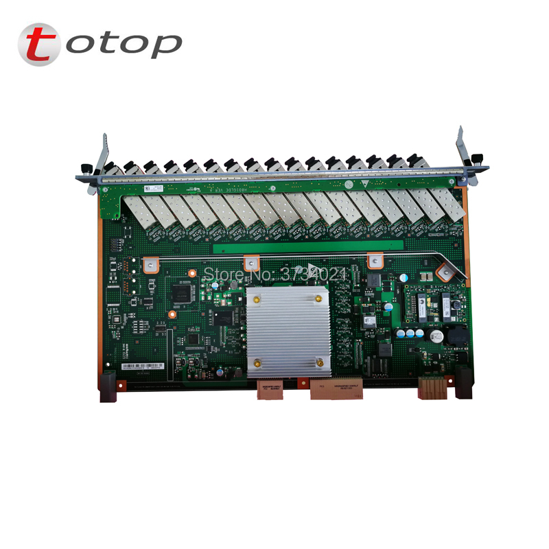 hua wei EPFD board with 16ports PX20+ EPON card with 16 SFP for MA5680T MA5683T MA5608T OLT new and original H803EPFD|Fiber Optic Equipments| |  - title=