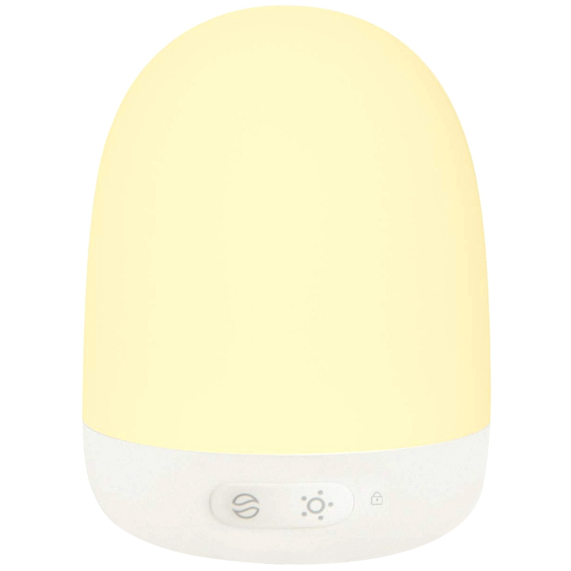 Night Lights For Kids, Baby Night Light,Bedside Lamp,Portable Tent Lights With 7 Colors Light Mode,Tap Mode Us Plug