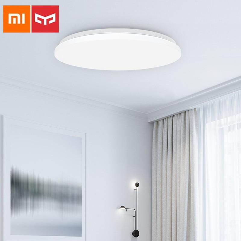 Xiaomi Yeelight YILAI YlXD05Yl 480 Simple LED ronde plafonnier intelligent pour la maison APP intelligente contrôle entourant l'éclairage ambiant