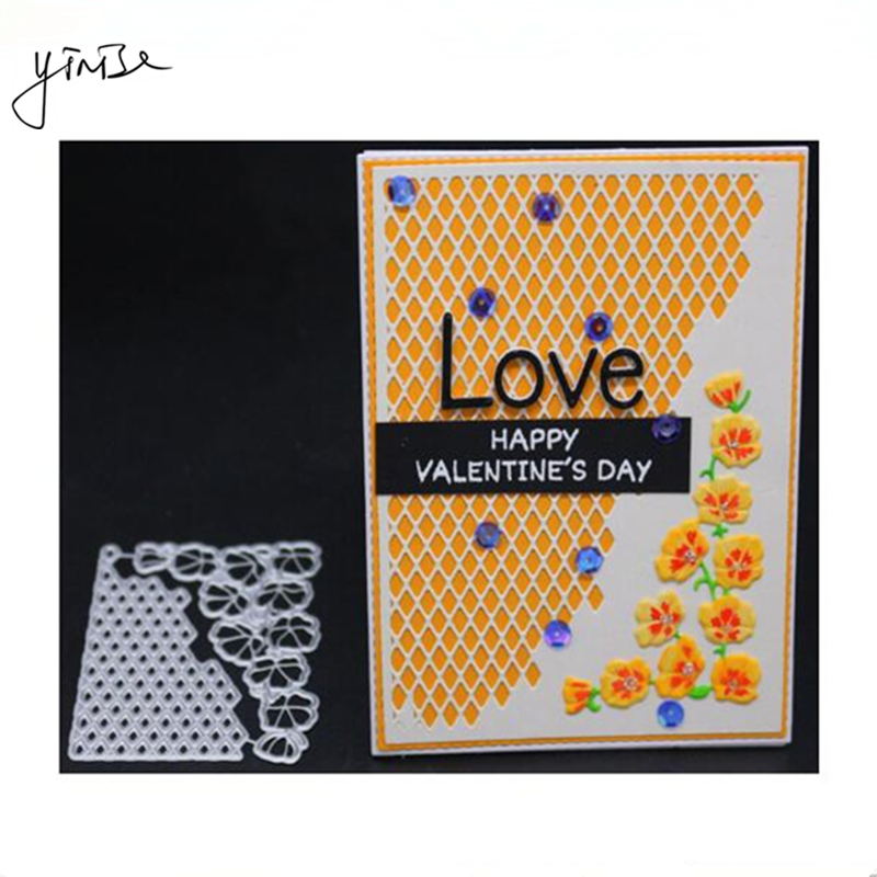 VCD68 Flower CUT SCRAPBOOK Metal Cutting Dies For Scrapbooking Stencils DIY Album Cards Decoration Embossing Folder Die Cuts in Cutting Dies from Home Garden
