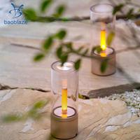 USB Rechargable Light Atmosphere Decorative Lamps for Decor Creative Gift for Birthday, Lovers, Holiday