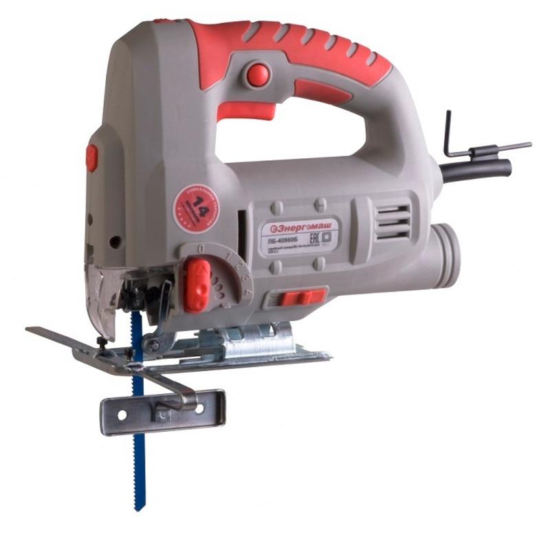 Electric jigsaw Energomash LB-40860b boxpop lb 149 35