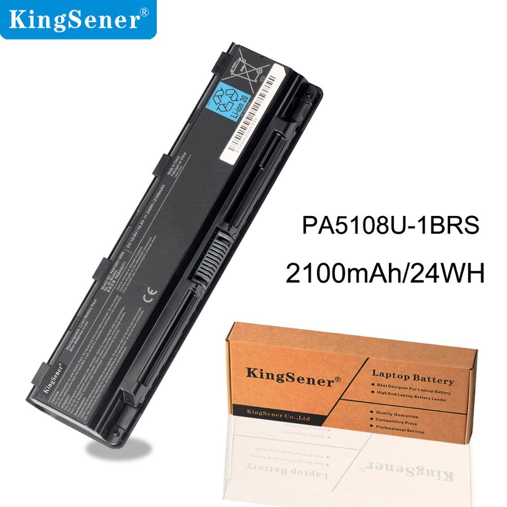 KingSener PA5108U-1BRS Laptop Battery For Toshiba Satellite C50 C50D C40 C55 C55D C840 C805 PA5109U-1BRS PA5110U-1BRS PA5108U