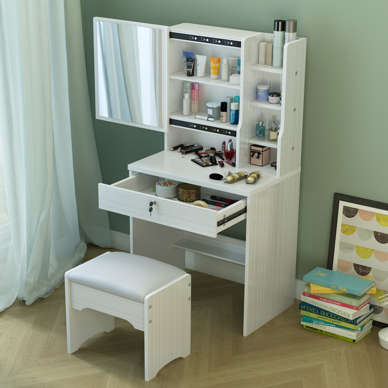 Boîte vanité Table Schminktisch armoire ensemble Tocadore pour El dortoir Mesa coréen Penteadeira chambre meubles Quarto commode