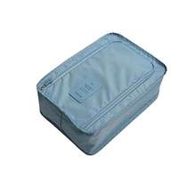 Женские сумки для макияжа, ткань Оксфорд, дорожная сумка для хранения рук, портативный водонепроницаемый органайзер, сумки, обувь, сортировочный мешочек, Органайзер