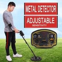 for Underground Metal Detector Waterproof Depth 1.5m AR944M Scanner Finder Gold Digger TreasureHunter 1200mA li Battery Search