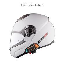 1000m Bluetooth Intercom Motorcycle Helmet Headsets Wireless Water-proof Walkie Talkie Moto Stereo Interphone MP3 GPS FM Radio все цены