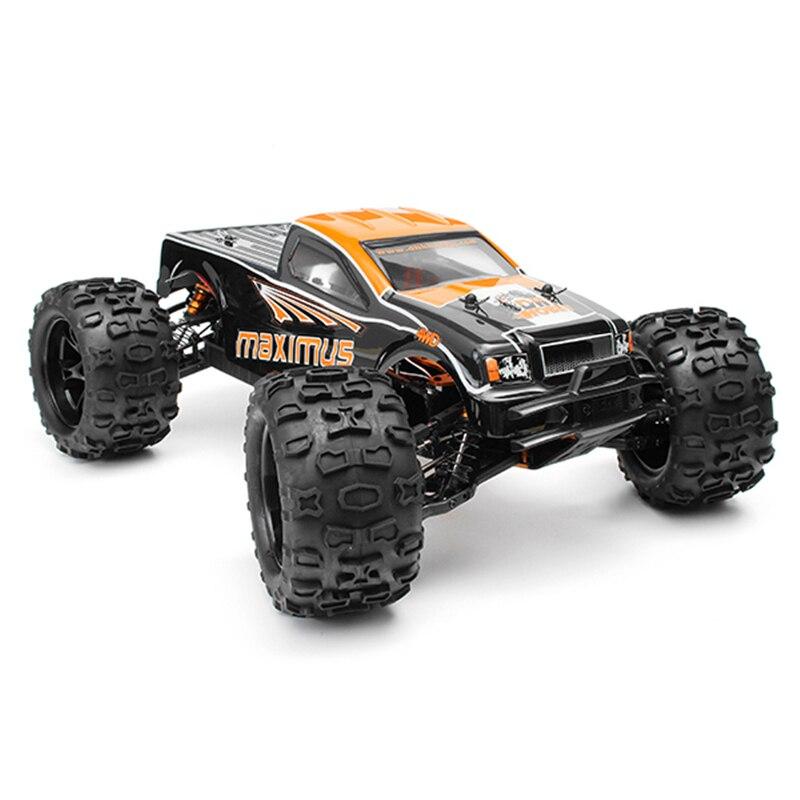 DHK 8382 Maximus 1/8 120A 85 KM/H 4WD KV2030 moteur sans brosse voiture RC pour enfants cadeau adultes jouets - 4