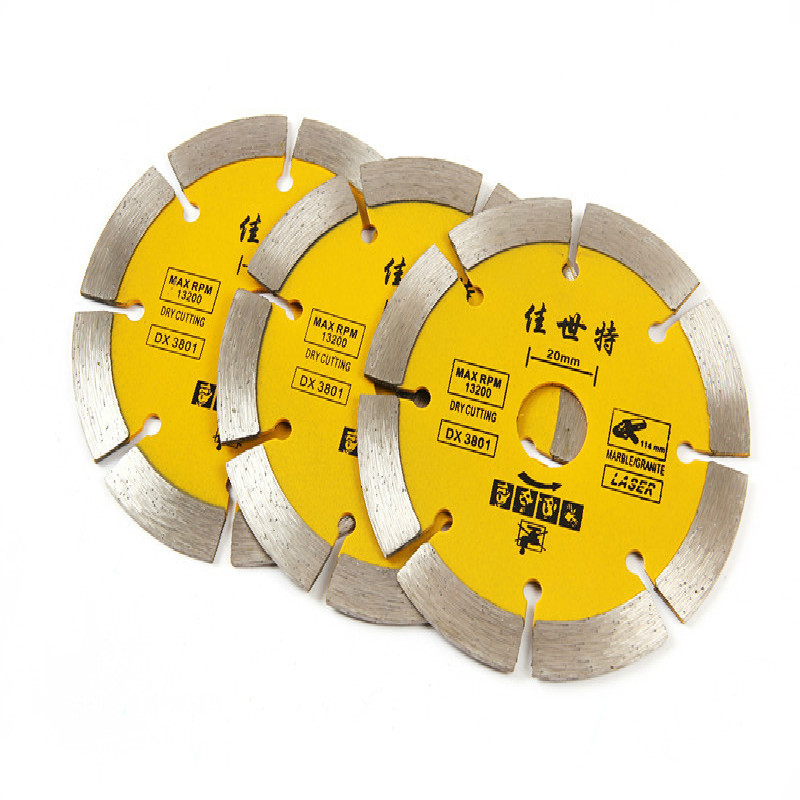 High Quality 110mm Stone Cutting Slices For Marble Cutter Angular Grinding